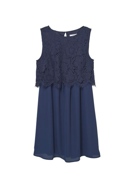 Mango Lace top gown