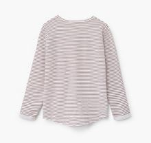 Mango Girls Striped print t-shirt