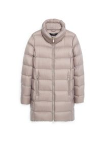 Mango Quilted coat