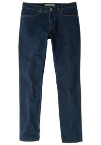 Mango Slim-fit navy Patrick jeans