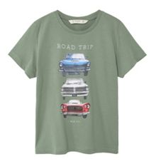 Mango Boys Image cotton t-shirt