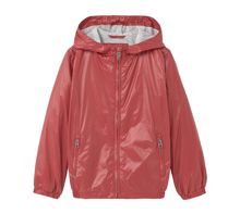 Mango Boys Waterproof hooded jacket