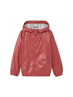 Boys Waterproof hooded jacket