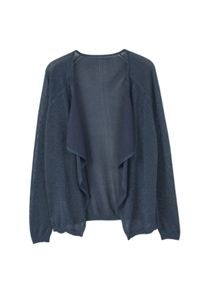 Mango Metal Thread Cardigan