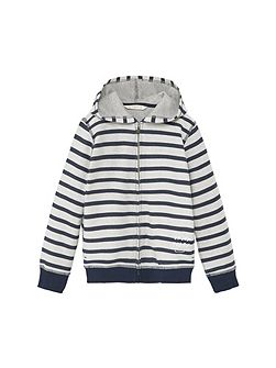 Boys Zip-Up Hoody