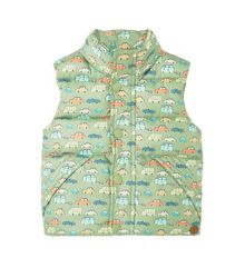 Mango Baby Quilted gilet