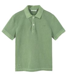 Mango Boys Cotton Pique Polo Shirt