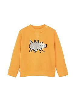 Baby Cartoon cotton sweatshirt