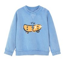 Mango Baby Cartoon cotton sweatshirt