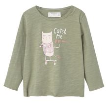 Mango Baby Image cotton t-shirt