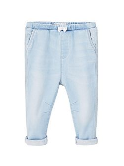 Baby Light Wash Jeans