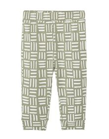 Mango Baby Printed cotton trousers