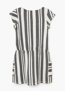 Mango Girls Love striped dress