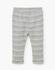 Mango Baby Flecked jogging trousers