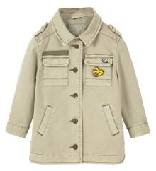 Mango Baby Patch-pocket jacket