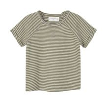 Mango Baby Striped cotton t-shirt