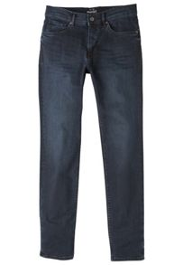 Mango Slim-fit dark wash Jan jeans
