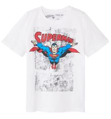 Mango Boys Superman cotton t-shirt