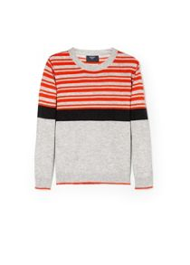 Boys striped sweater