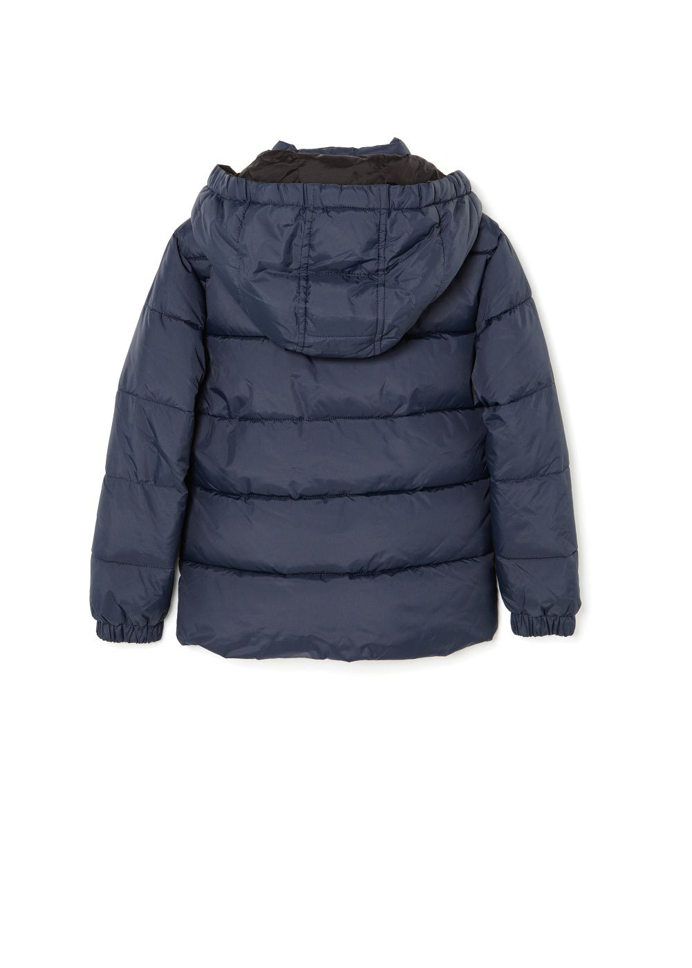 Girls detachable hood coat