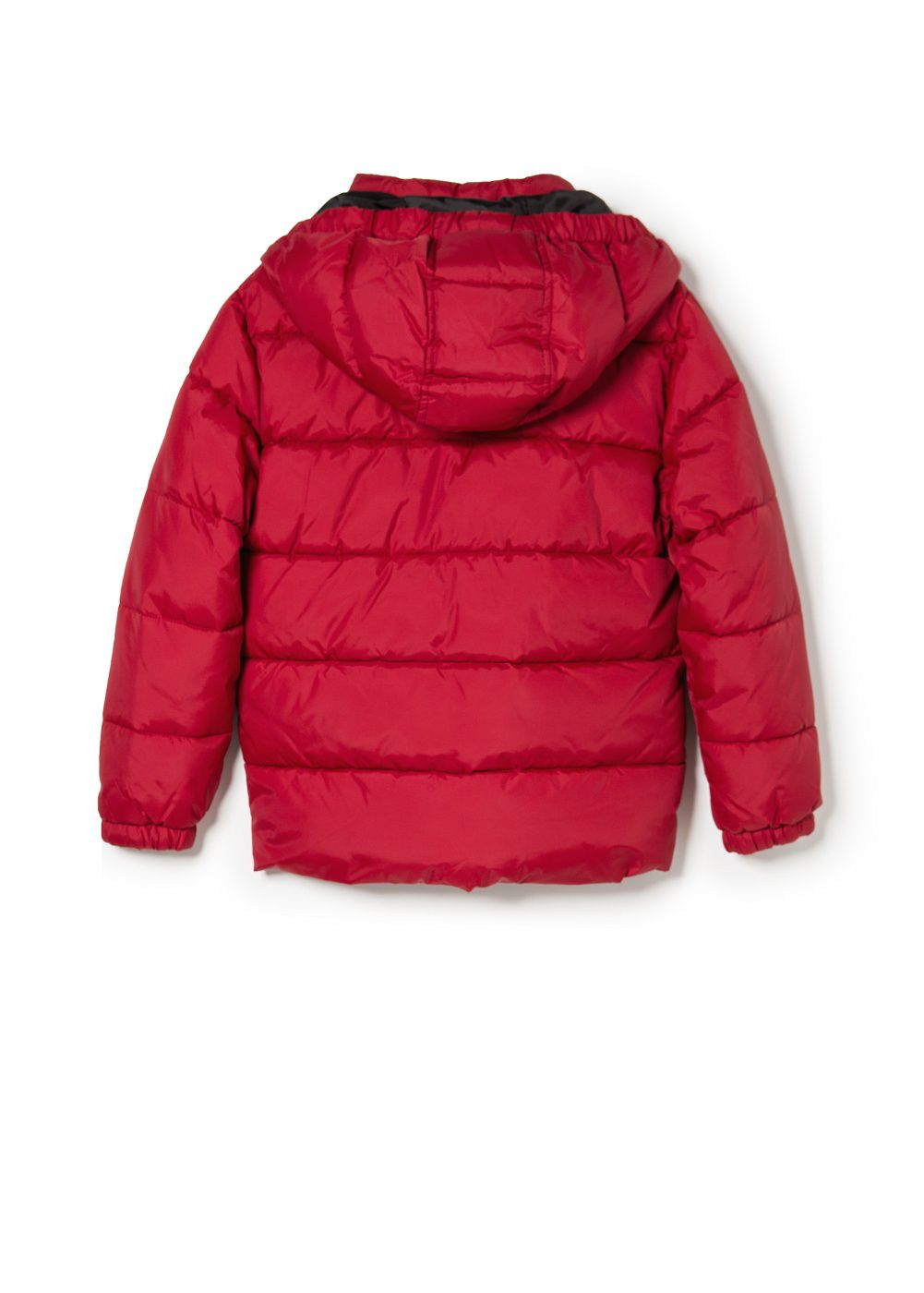 Boys detachable hood coat