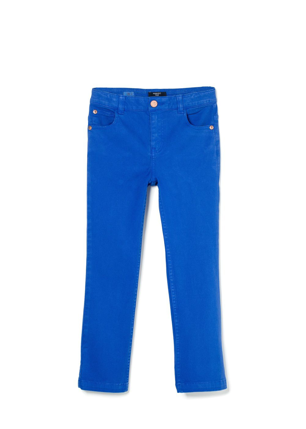 Boys five pocket trousers