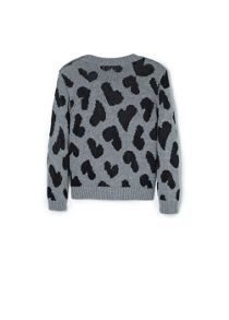 Girls heart sweater