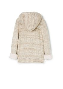 Girls toggle button cardigan