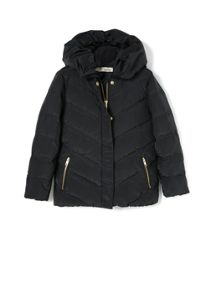 Girls feather down coat