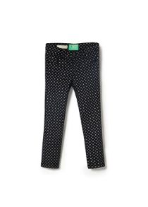 Girls skinny star jeans