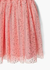 Girls star tulle skirt