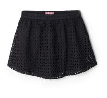 Girls broidery anglaise skirt