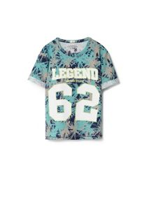 Boys Palm Print T-Shirt