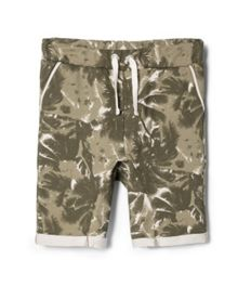 Boys Jogging Bermuda Shorts