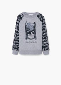 Boys Batman sweatshirt