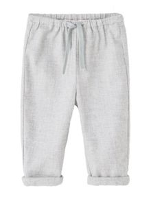 Mango Baby Cotton baggy trousers