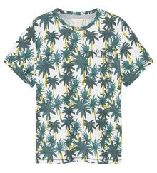 Mango Boys Palm print t-shirt