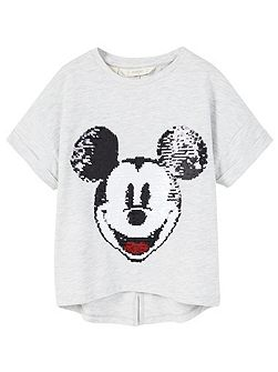Girls Sequin magic t-shirt