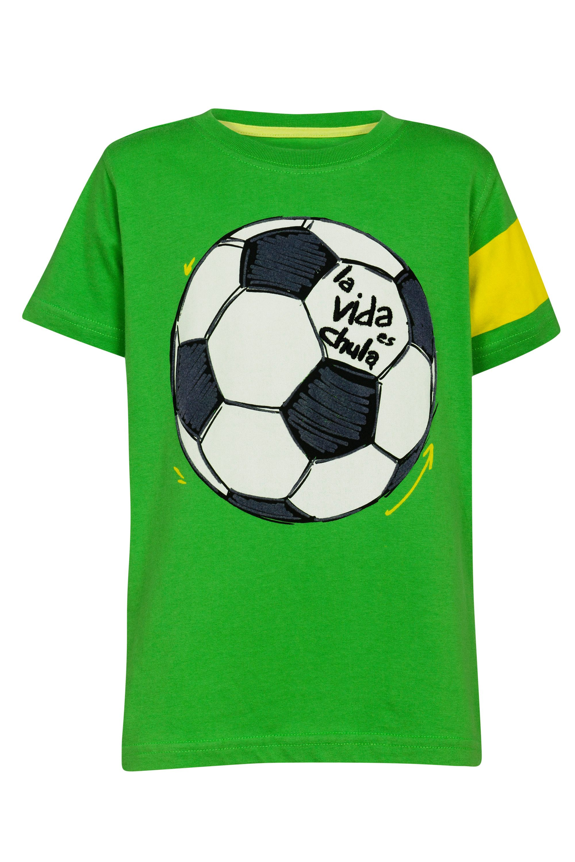 Boys Juergenco football t-shirt