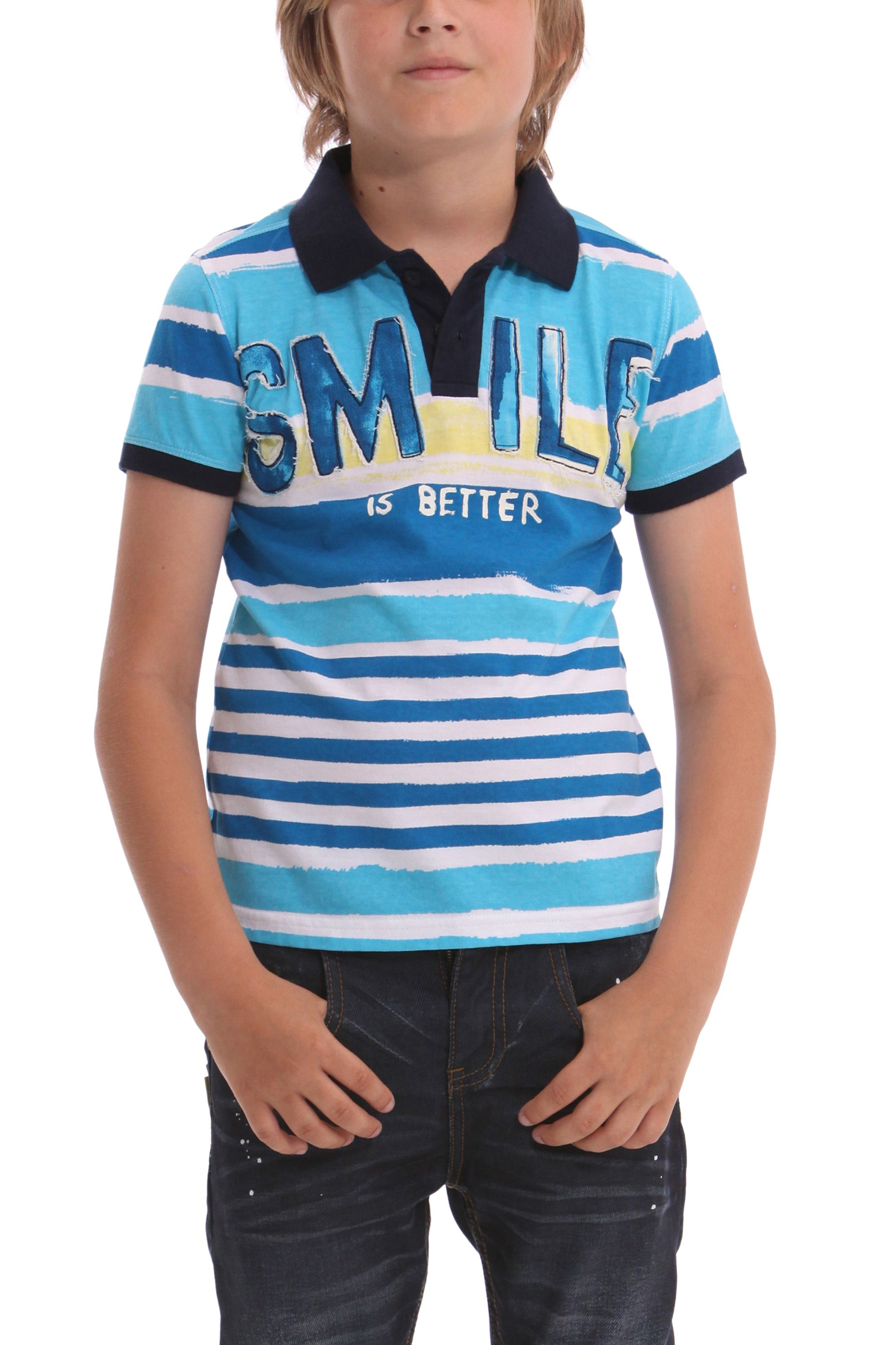 Boy`s acrela polo shirt