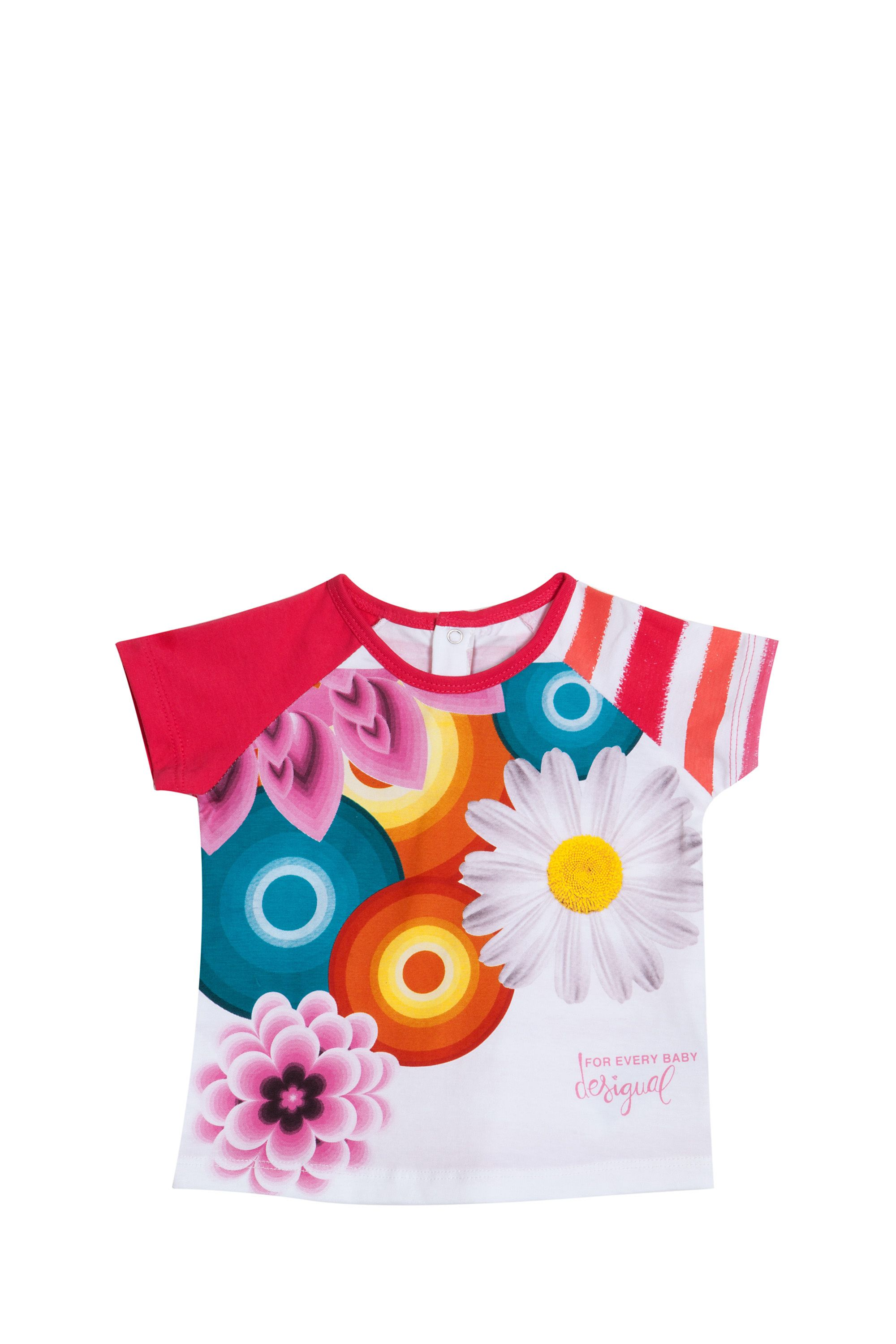 Baby girl`s mix t-shirt