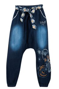 Girls caniche jeans