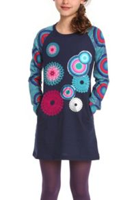 Girls tulipan dress