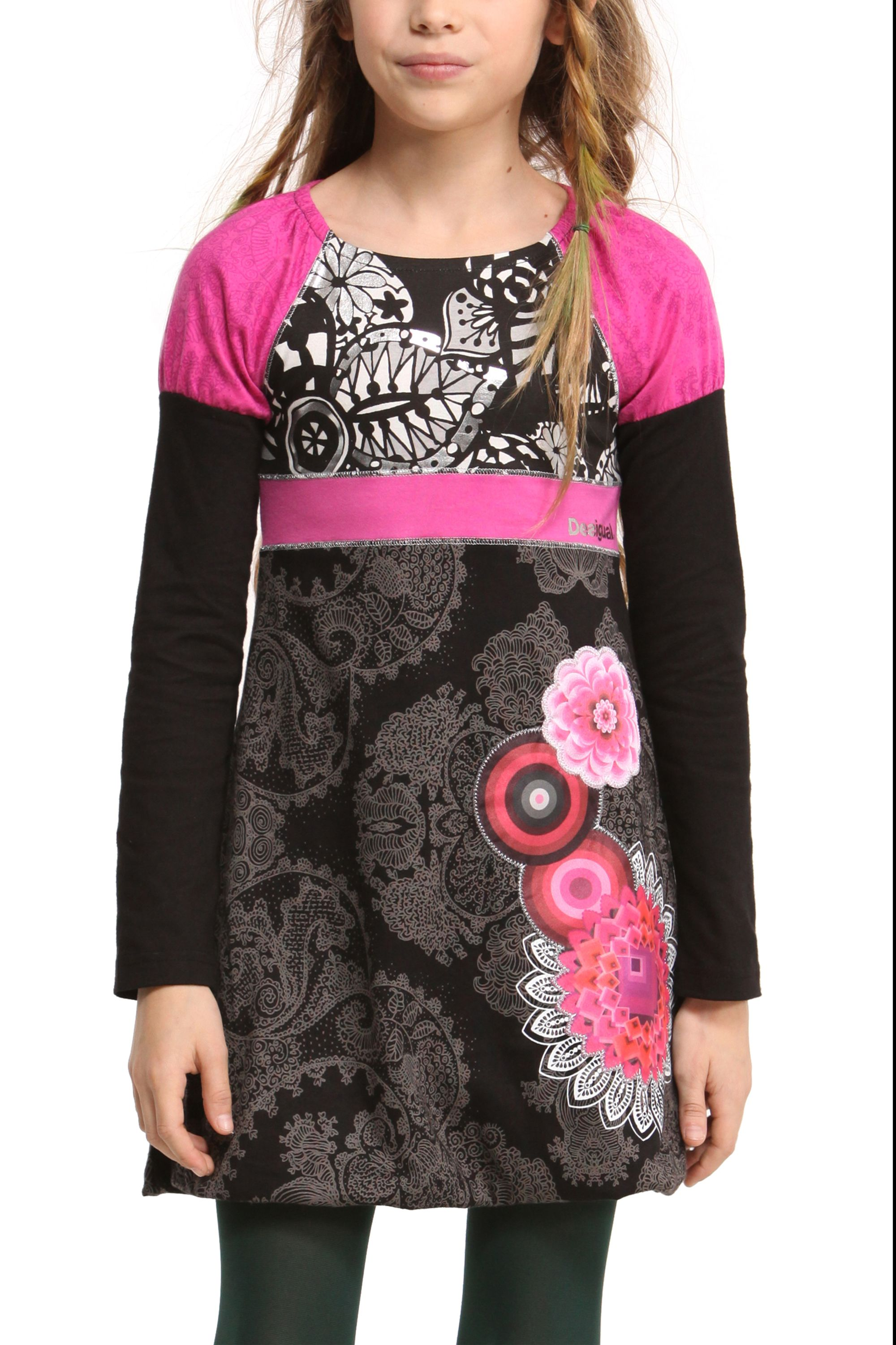 Girls hiedra dress