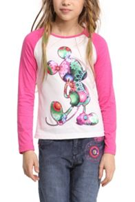 Girls rodio t-shirt
