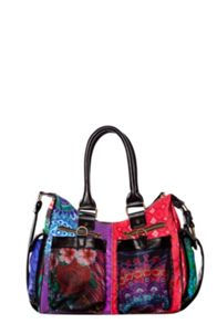 Diverdel shoulder bag