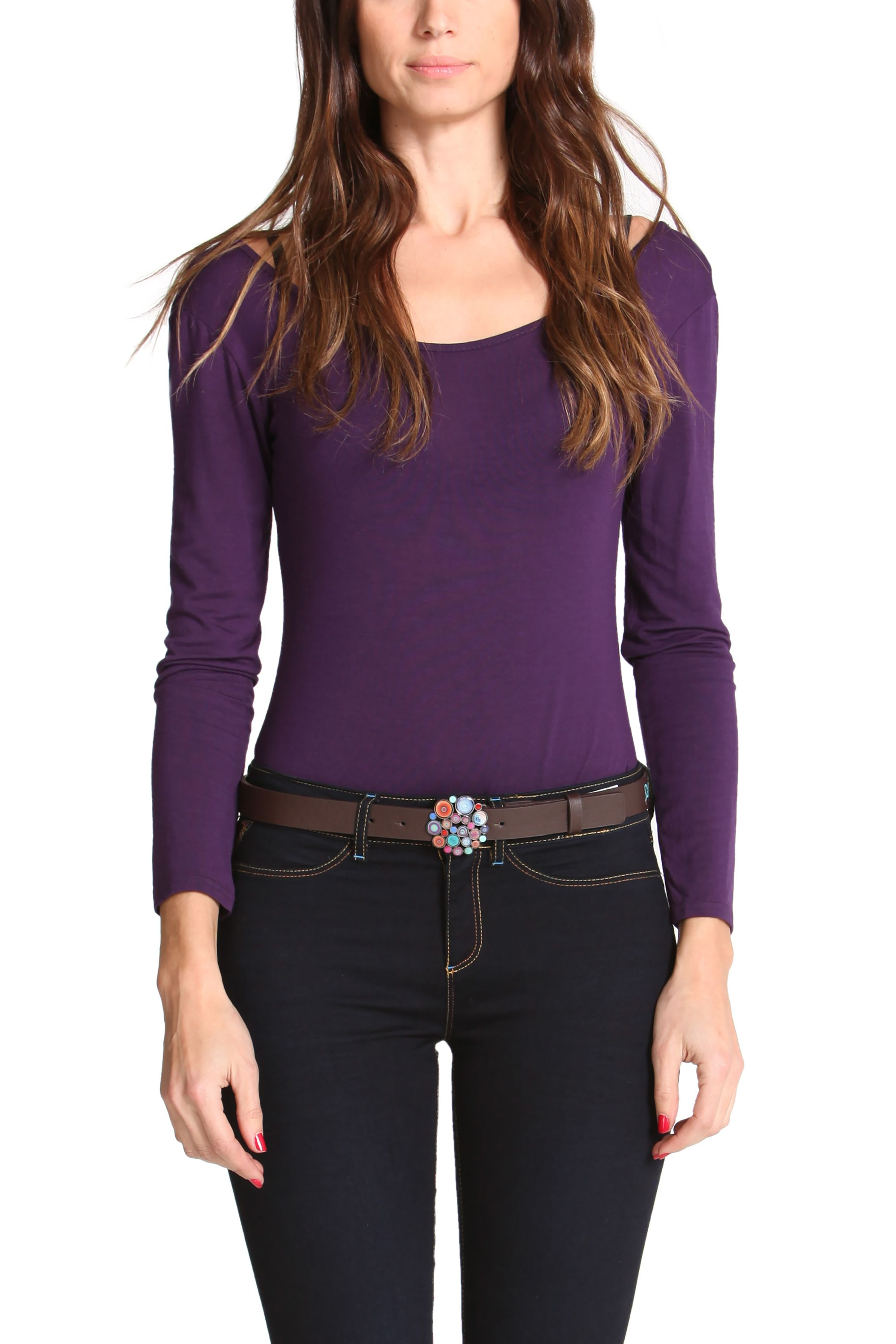 Jupiter clasp metal carry belt