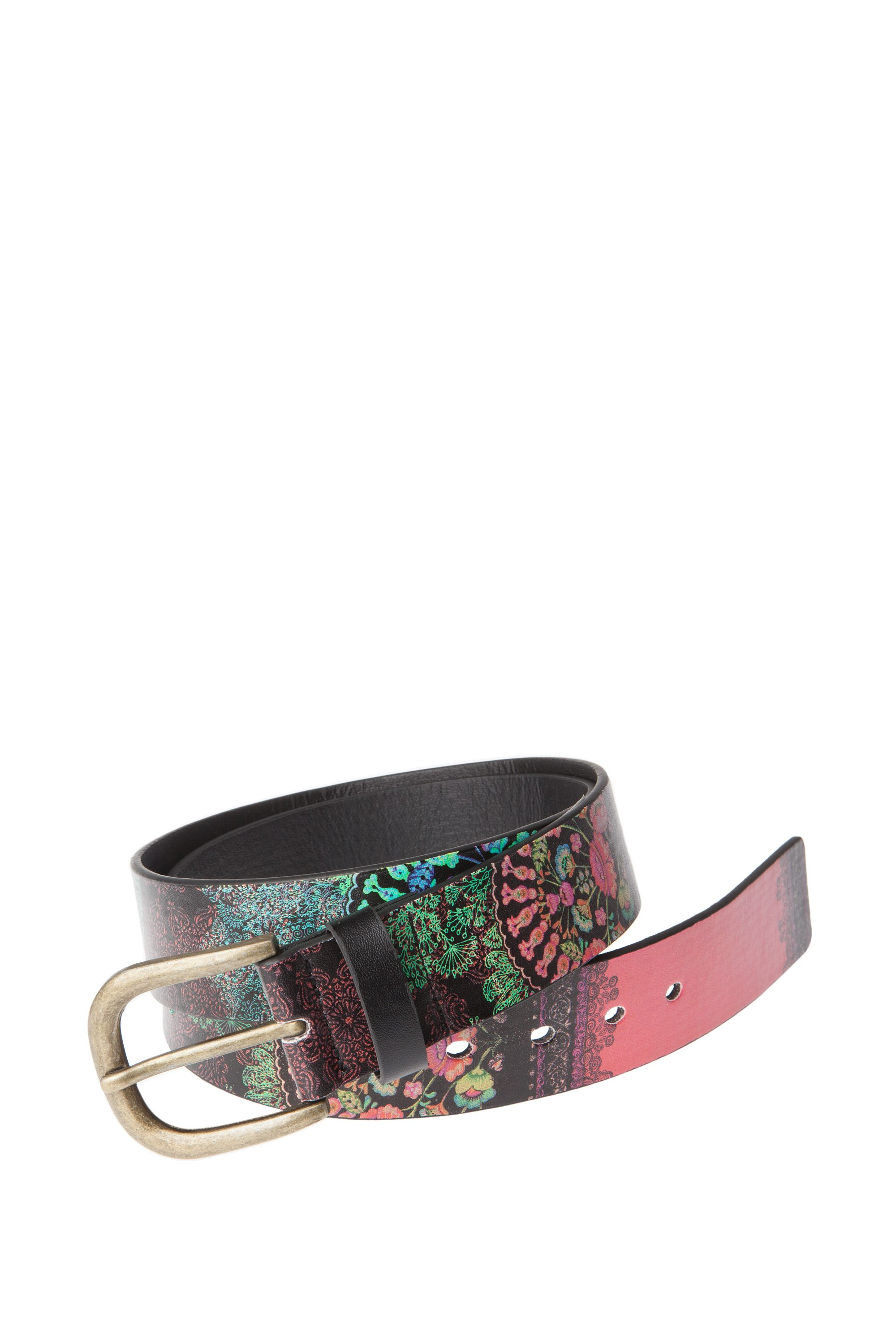 Mexico printed belt