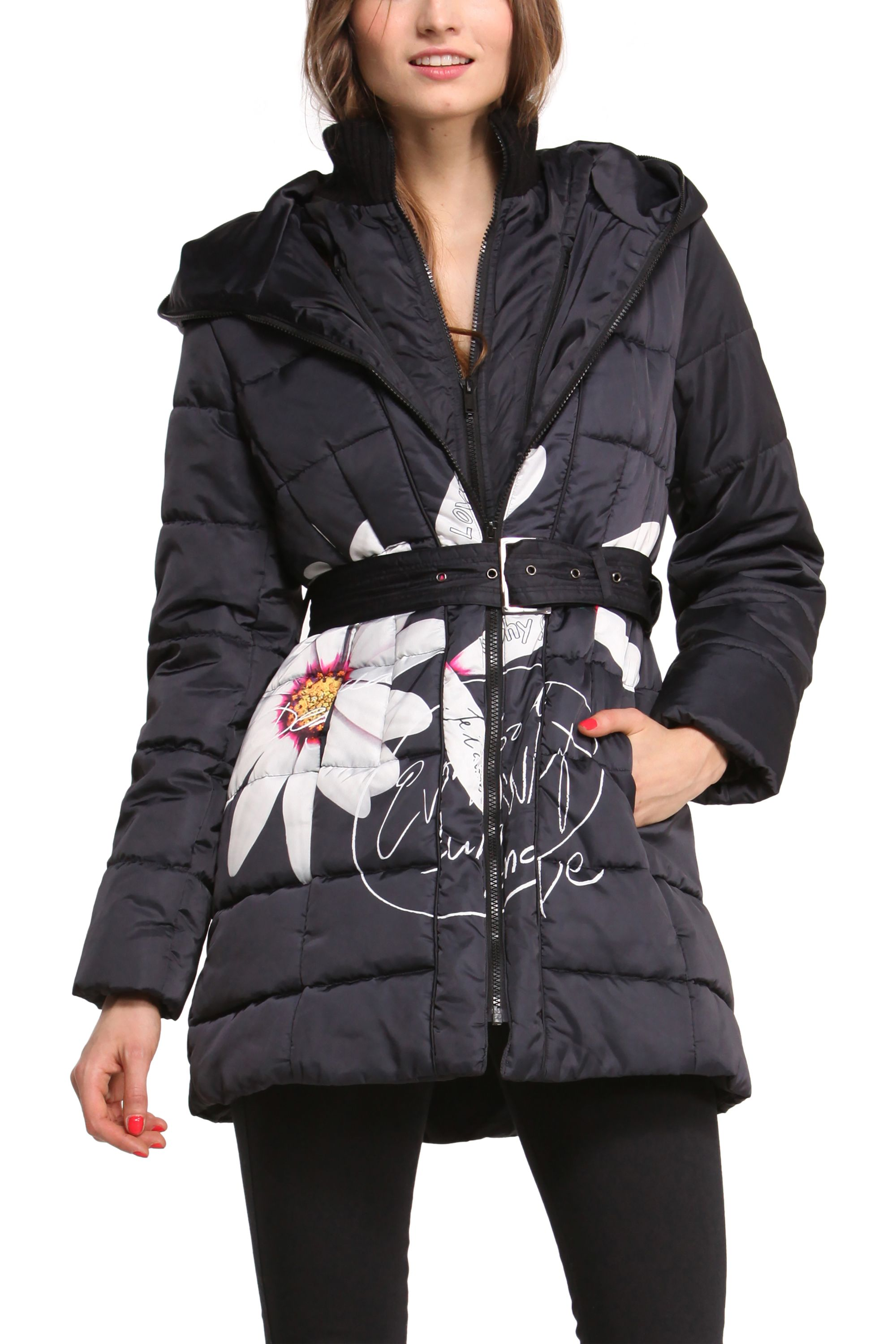 Pesos padded coat