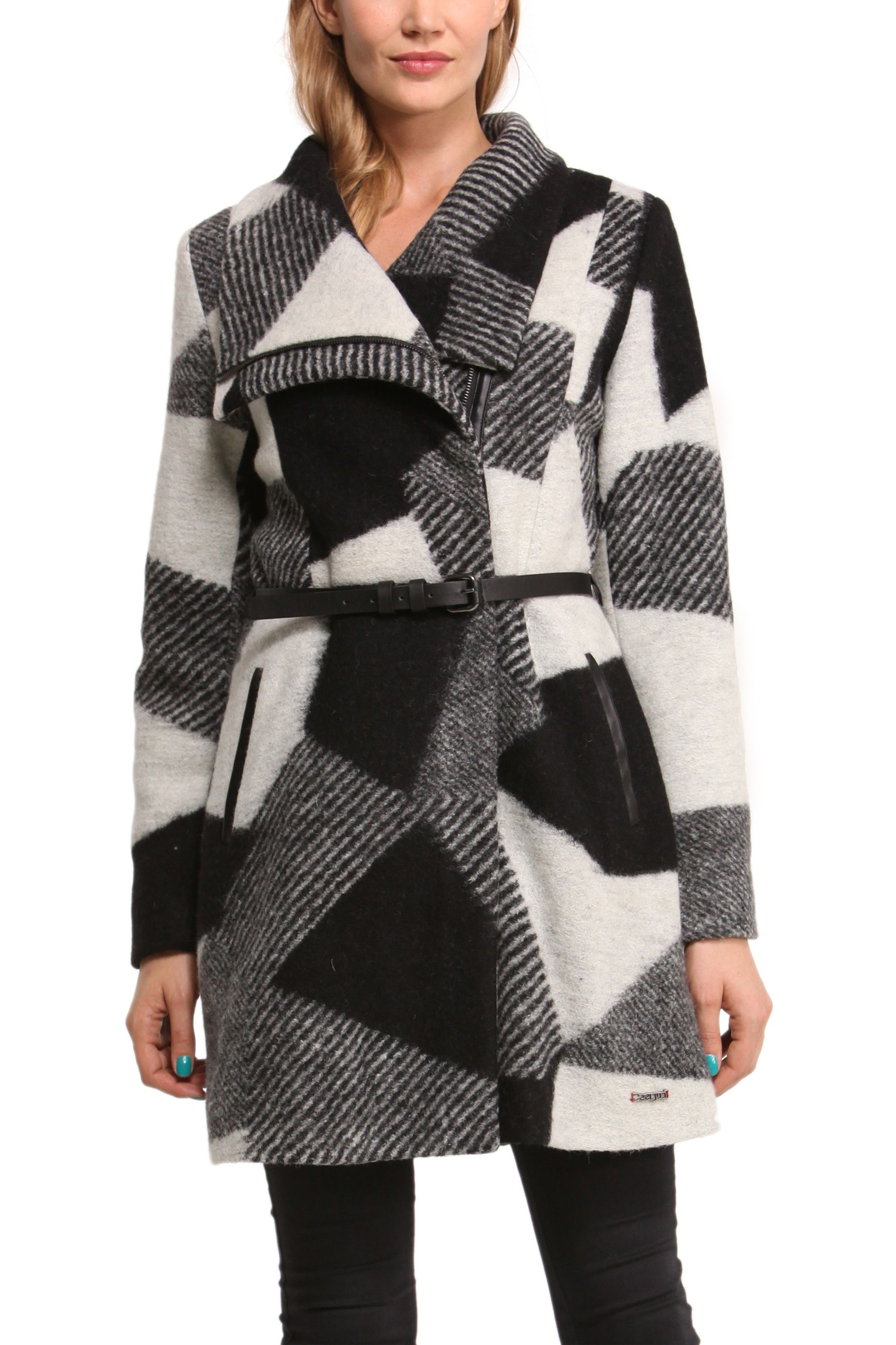Sidney wool coat